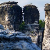 Eine bizarre Felsenwelt