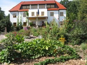 Die Villa Weissig direkt am Nationalpark