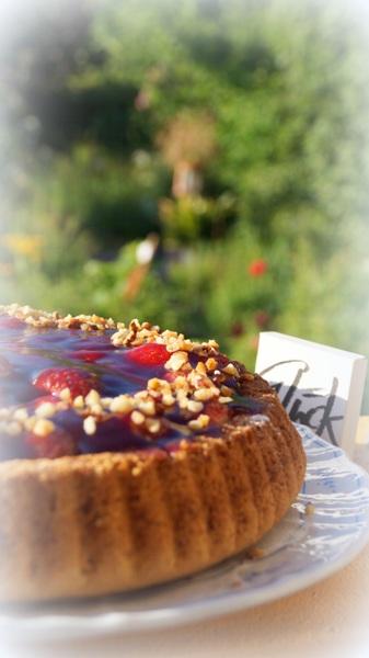 Kuchen, auch vegan möglich