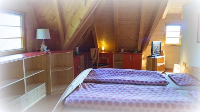 Große Betten Mit Großen Oberbetten Die ökopension Villa Weissig In